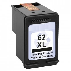Druckerpatrone XL recycled HP 62 XL Black