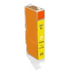 Druckerpatrone XL alternativ zu Canon CLI-551XL yellow