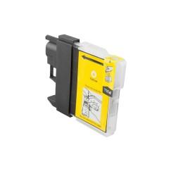 Druckerpatrone XL alternativ zu Brother LC-1100 yellow